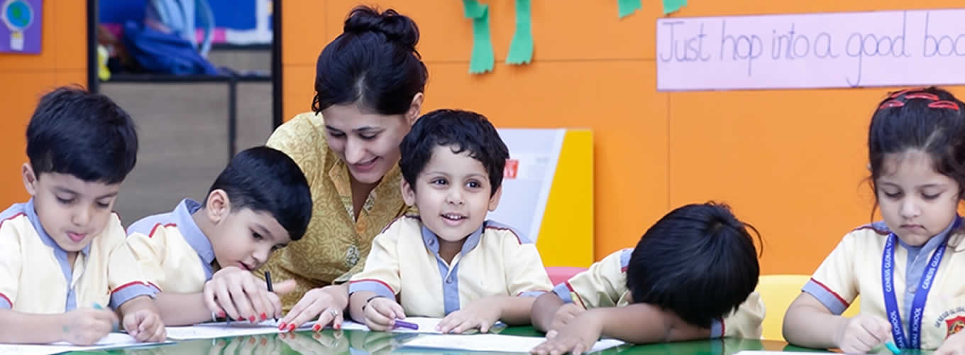 best k12 school for supply chain management in india